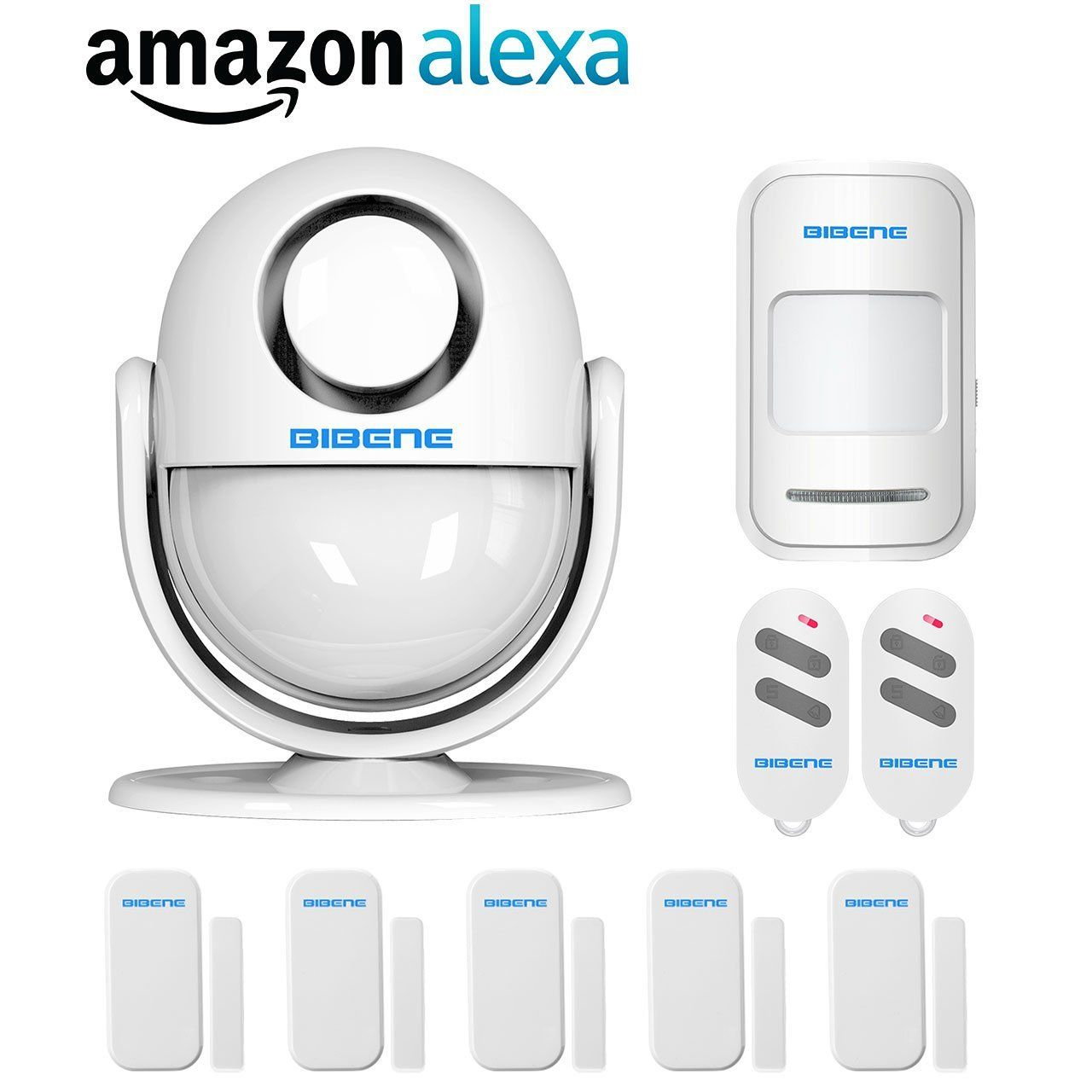 Wonderful Multi Purpose: Most Cost Effective Professional Wireless Security Home Alarm  System Kit With