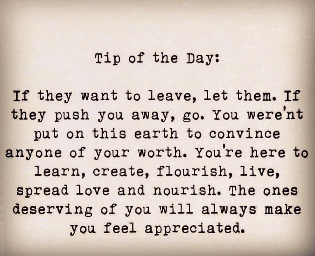 the ones deserving of you will always make you feel ...