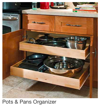 Pull Out Pots And Pans Organizer Cabinet Upgrade Home Depot Kitchen Cabinets Best Kitchen Cabinets Home Depot Kitchen