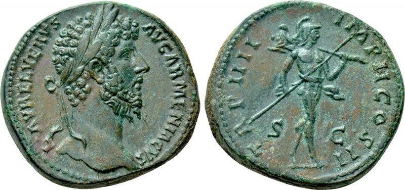 Lucius Verus 161 169 Sestertius Rome