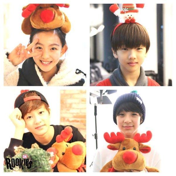 Lami, Jisung, Mark, Jeno