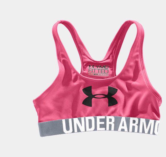 Girls' UA Mesh Bra | 1234274 | Under Armour US