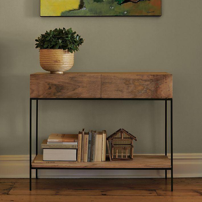 Industrial Storage Console Rustic Furniture Furniture Furniture Decor