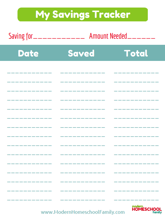 how to set up a savings account for a child