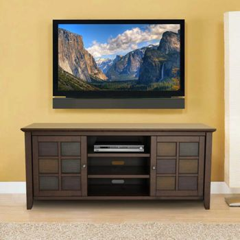 """Bramley 60"""" Media Console only 290 at Costco Great reviews"""