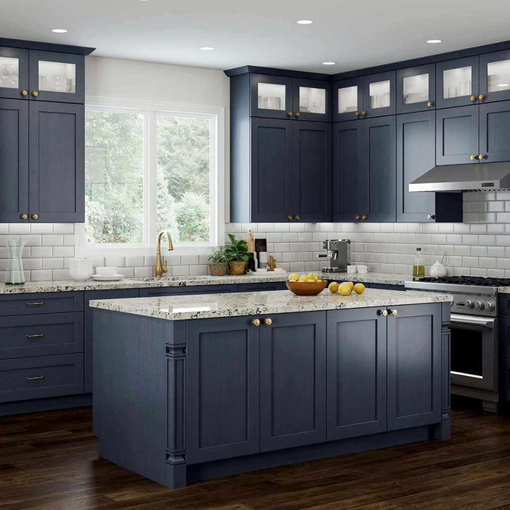 Stock Kitchen Cabinets Budget Friendly