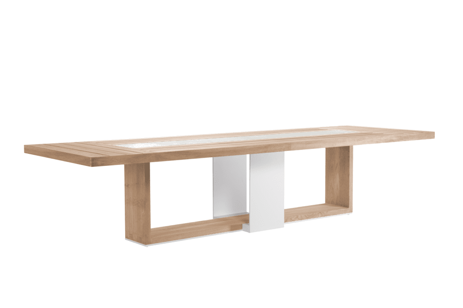Gallery Rectangular Dining Table Sutherland Furniture Dining