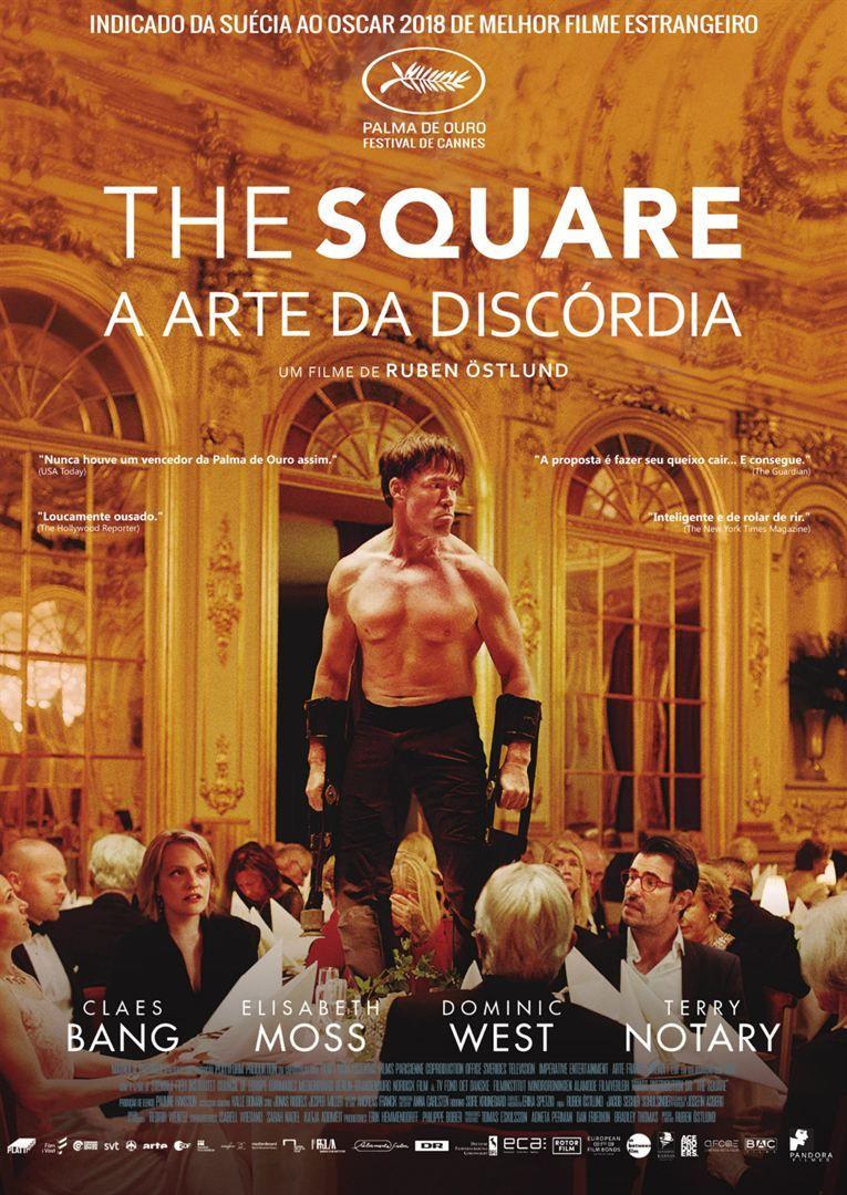 The Square A Arte Da Discordia Assistir Filme Dublado Online