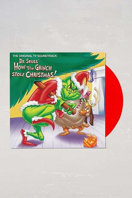 Various Artists - Dr Seuss\u0027 How The Grinch Stole Christmas Limited