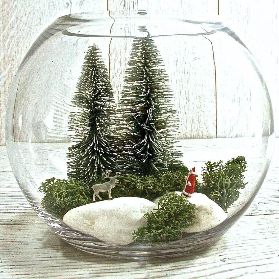 Image Result For Christmas Terrarium Christmas Centerpieces Diy