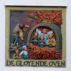 Gevelsteen (Gable stone)  Begijnhof Amsterdam