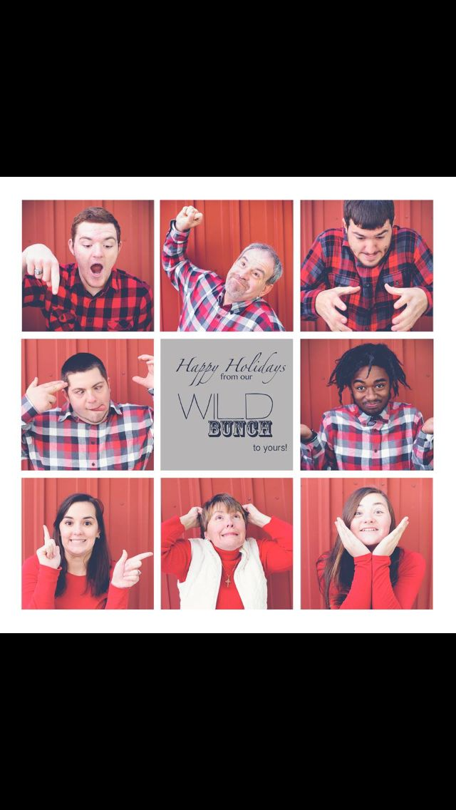 Brady Bunch Christmas Card.The Brady Bunch New And Approved Family Pictures Brady