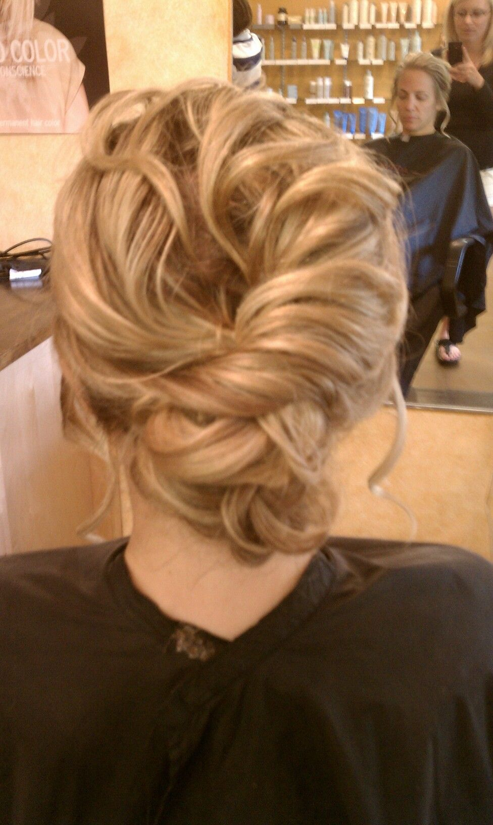 Casual Updo Maternity Pictures Updos Pinterest Casual Updo