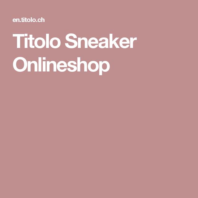 Titolo Sneaker Onlineshop   Stussy, Sneaker boutique