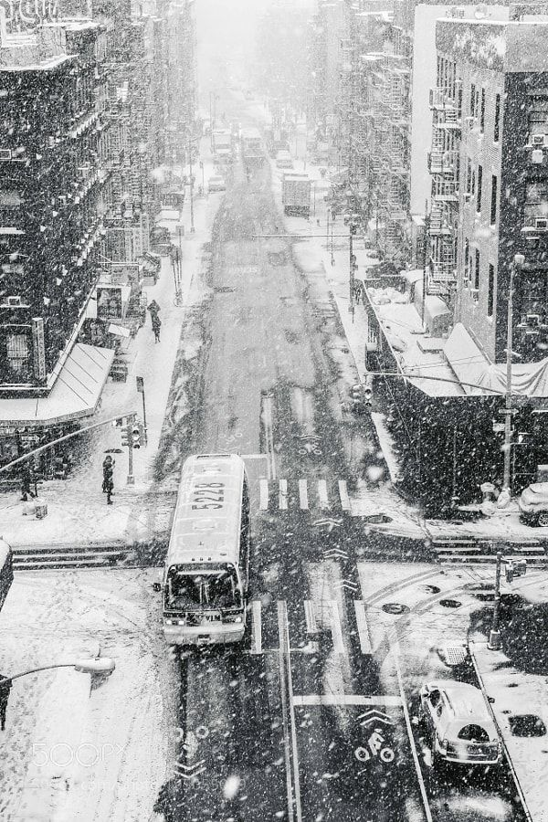 Blizzard by HumzaDeas