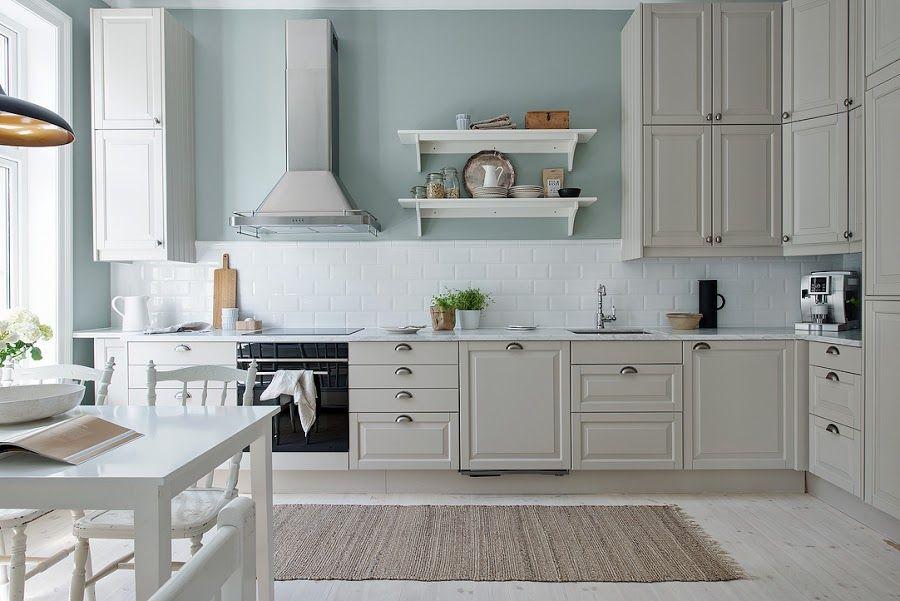 Ideas para pintar tu casa y acertar | Verde, Decoración y Cocinas