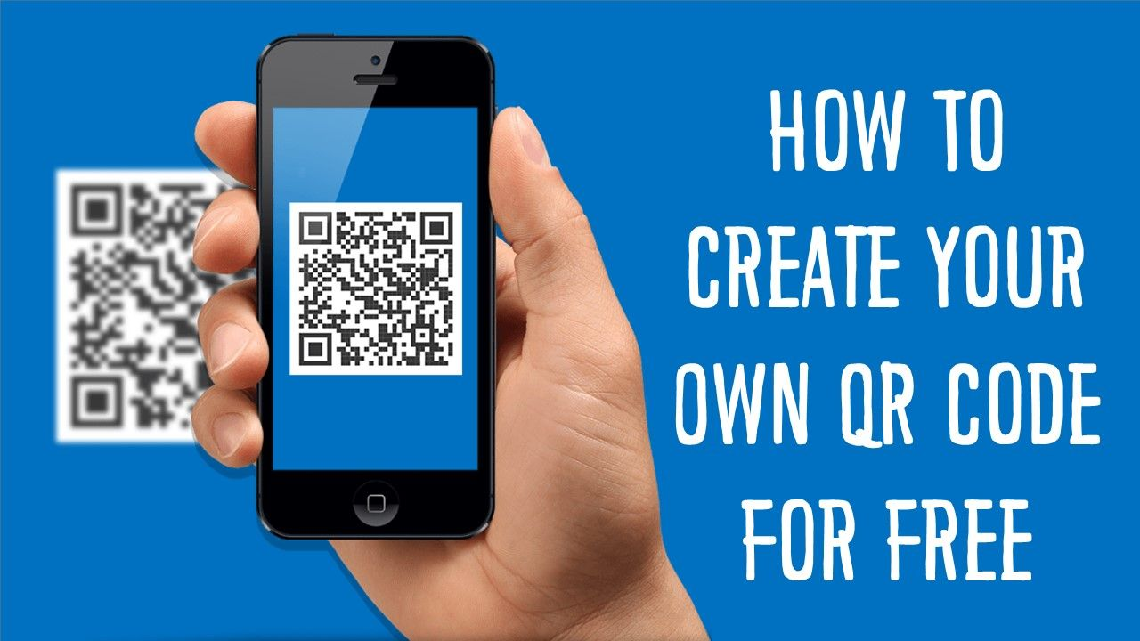 How To Create Your Own QR Code For Free Coding, Qr code