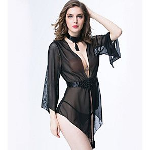 Women s Suits Nightwear - Lace Solid Colored in 2019  3010822a3
