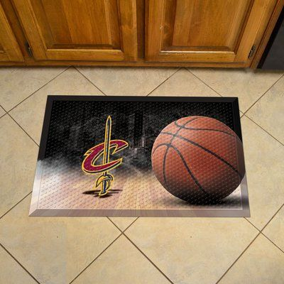 Fanmats Nba Cleveland Cavaliers Ball 30 In X 19 In Non