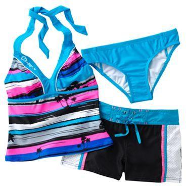 5b8303fb4f88b Kids Girls Swim | Kohl's | Cute swimsuits | Swimsuits, Girls ...