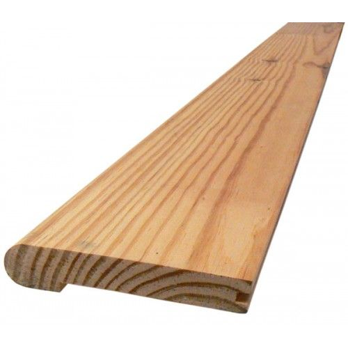 Best Knotty Southern Yellow Pine Unfinished Landing Tread 36 In 400 x 300