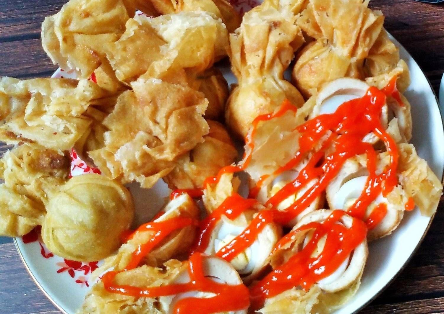 Resep Ekado Ayam Udang Oleh Susan Mellyani Resep Resep Udang Resep Makanan Saus Sambal