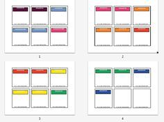 Print Your Own Monopoly Property Cards | Pinterest | Spielzeug und ...