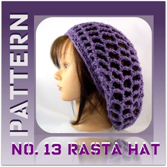 How To Crochet Tam Crochet Pattern Central Free Hats Crochet