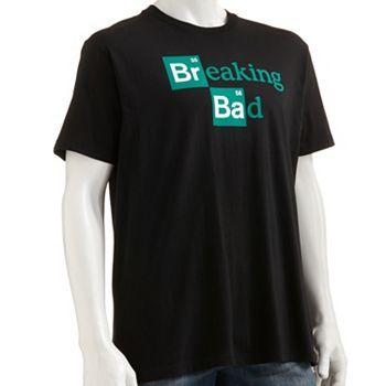 Breaking Bad Logo Tee - Men