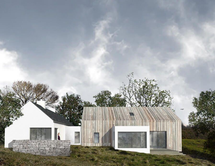 Kilmacsimon | Louise Sliney Architects Modern Irish new ...
