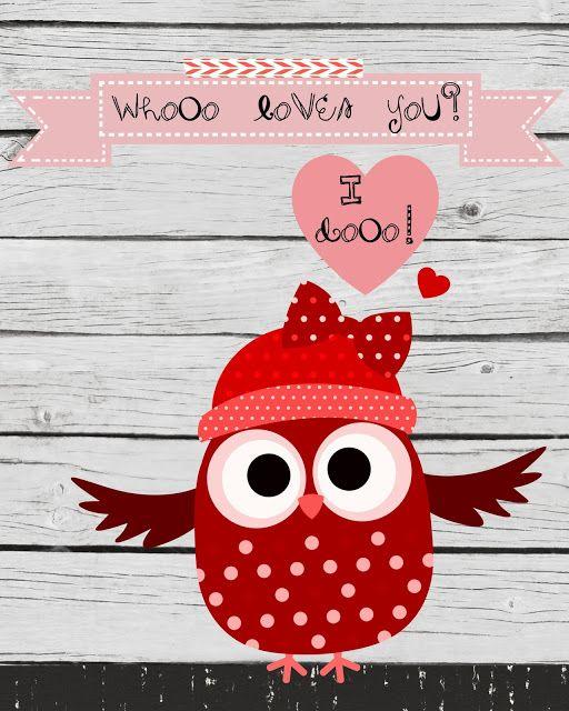 Whooooo loves you ?
