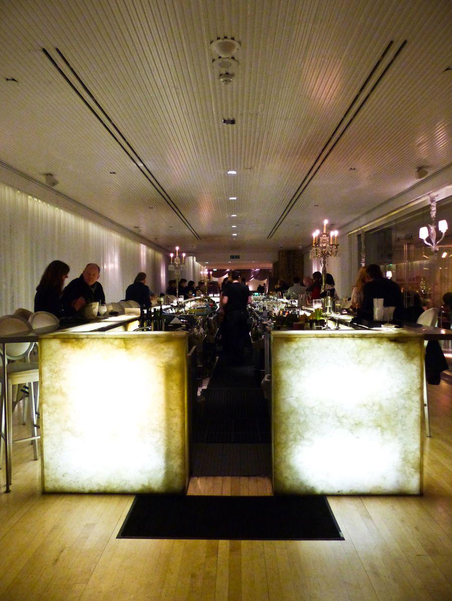 Bar At Sanderson Hotel London Bars