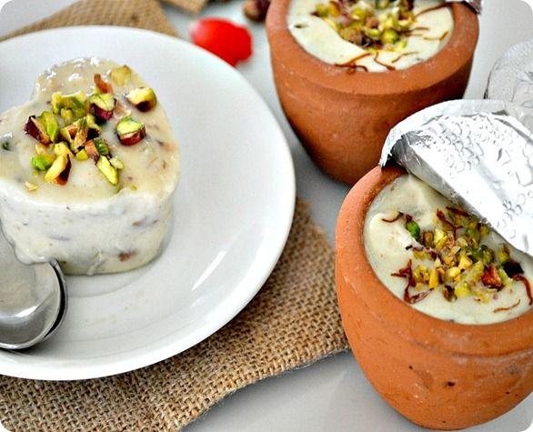 Matka Kulfi Kulfi Ice Cream Recipe Recipes Sweetened Condensed Milk