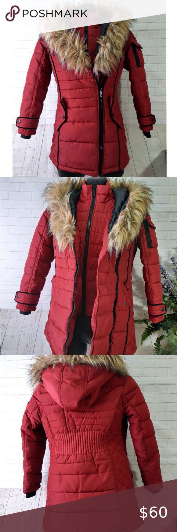 Dkny Hooded Packable Down Puffer Coat Size 7 8 Down Puffer Coat Puffer Coat Clothes Design [ 1740 x 580 Pixel ]