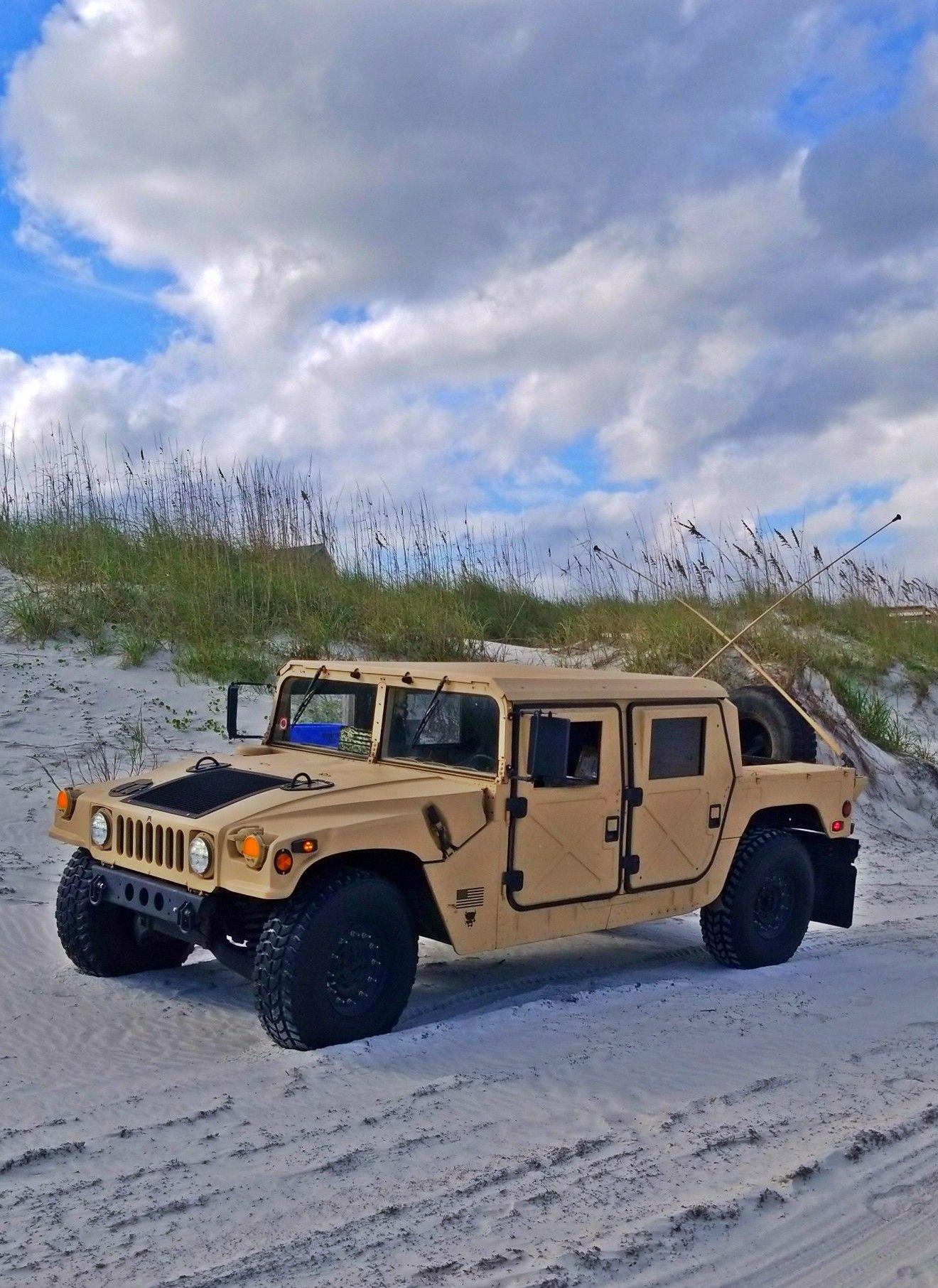 Beach Daze Hummer American Motors Hummer H1