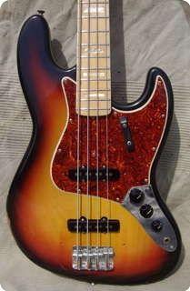 Fender Jazz Bass 1973 #vintageandrare #vintageguitars #vandr
