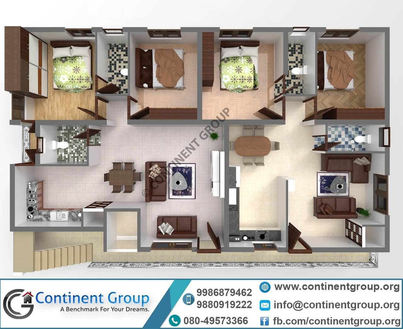 3d Floor Plan 40x60 Plan Modern Home Plan Building Front Designs Small House Design Plans House Front Design