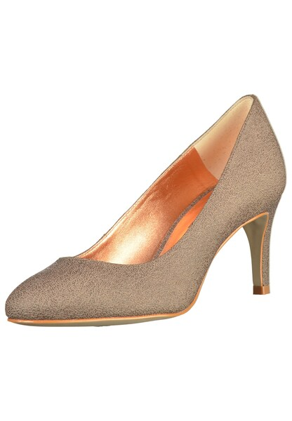 Mellow Yellow Pumps taupe #schuhe #fashion #shoes #pumpshoes