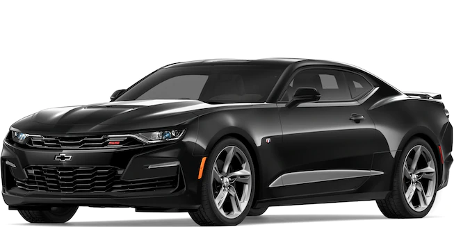 The New 2019 Camaro Sports Car Coupe Convertible Black Camaro