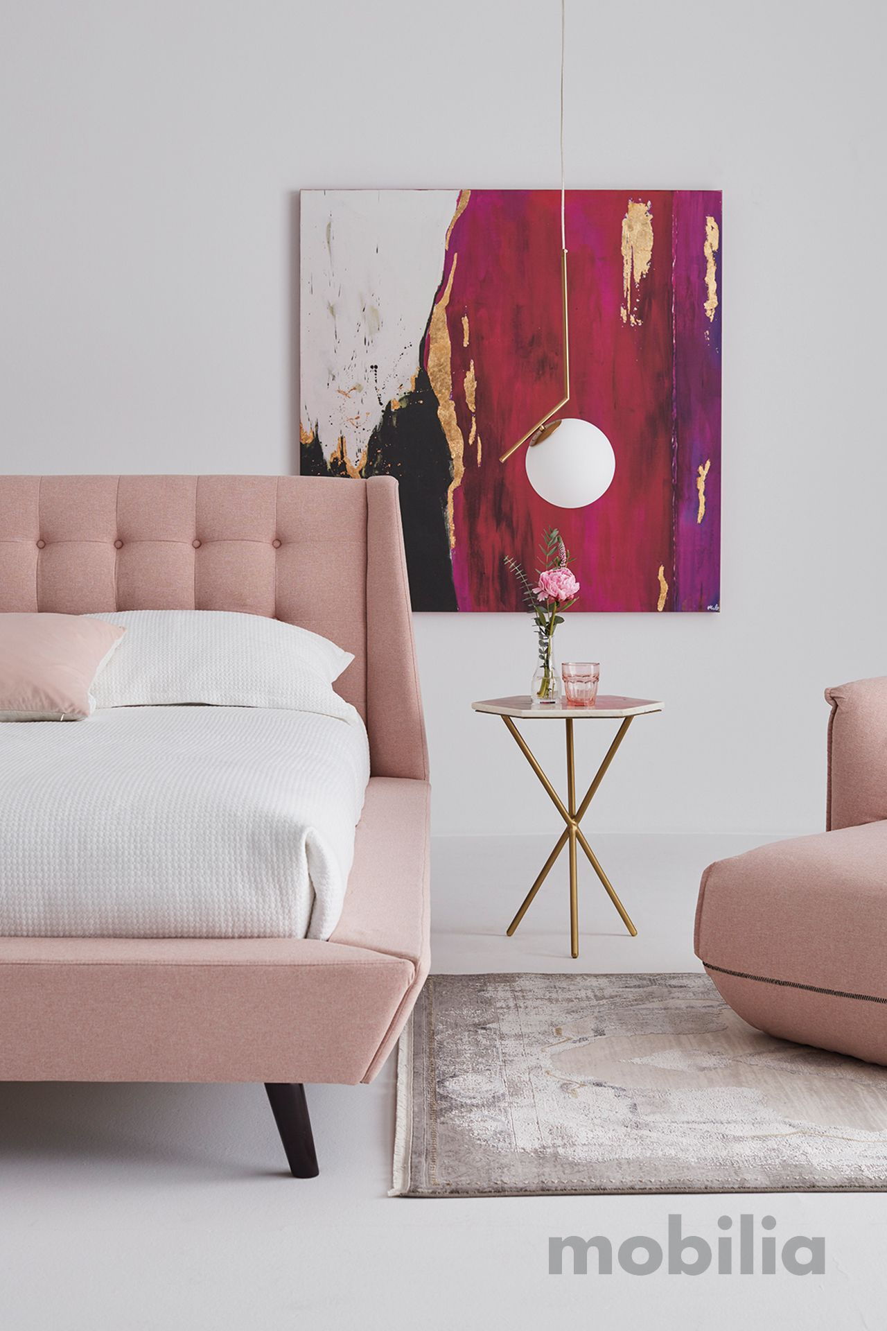 Mobilia Canada Stylish bed in 2020 Stylish beds