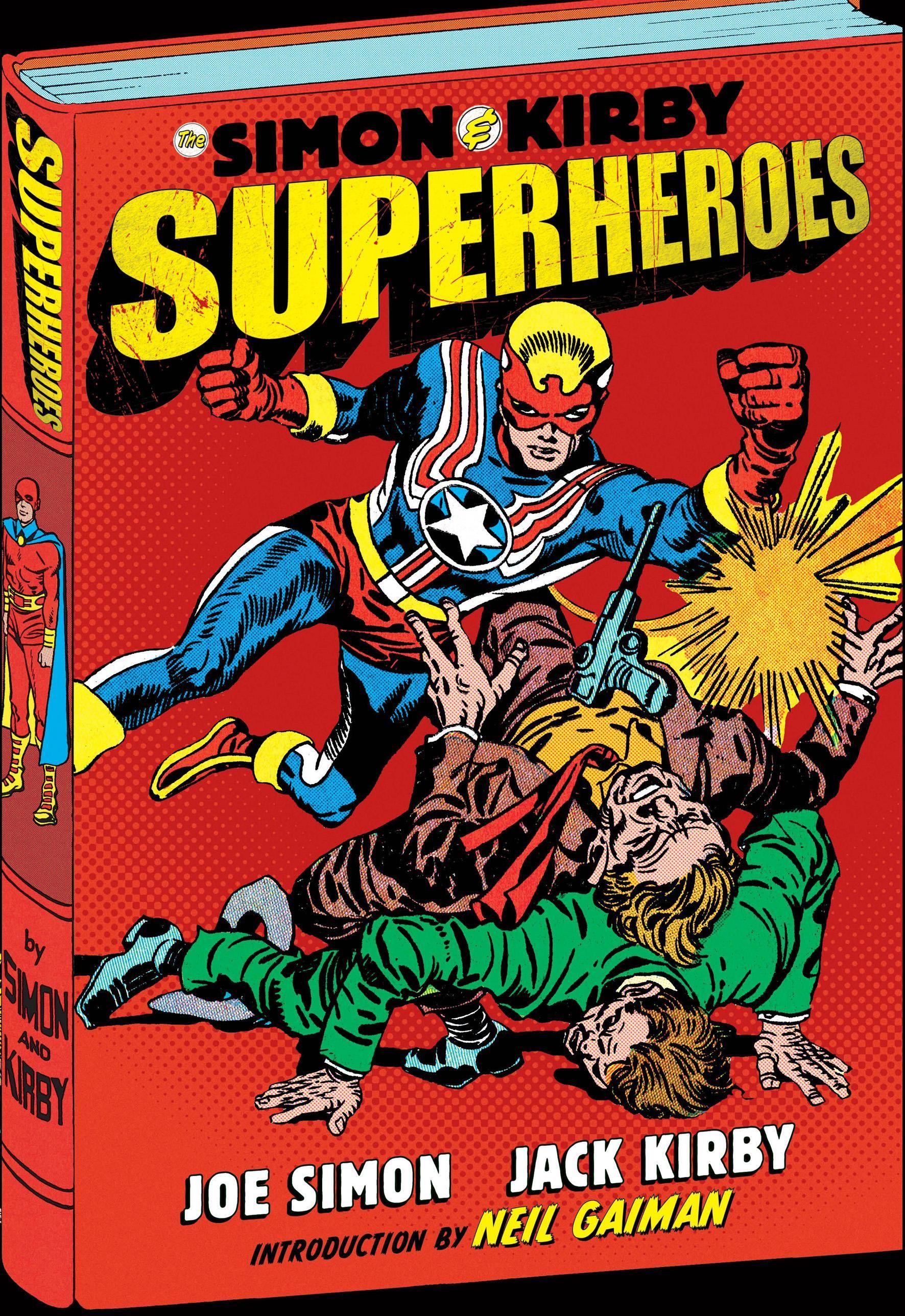 The Simon Kirby Superheroes Weird World Comics Midtown Comics