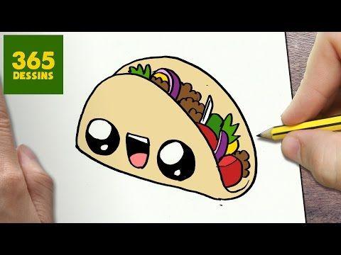 Comment dessiner sushi kawaii tape par tape dessins - Comment dessiner elsa ...