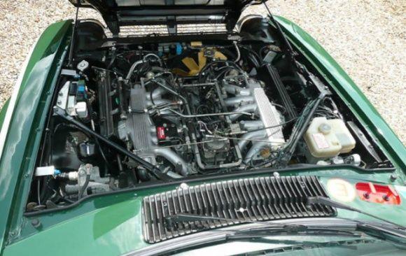 1988 Jaguar XJS V12 TWR Tom Walkinshaw Racing Replica Race Car For