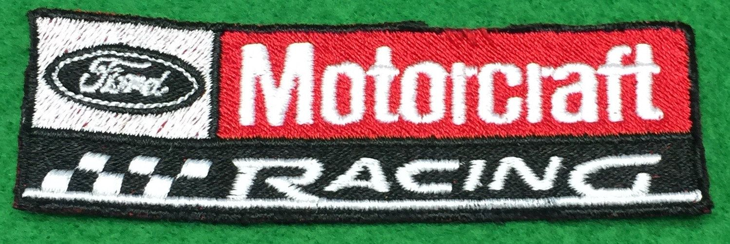 Ford Motorcraft Racing Embroidered Patch By Corycranksouthats On Etsy