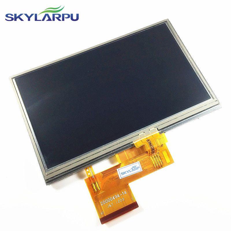 Skylarpu New 43 Inch LCD Screen For GARMIN Zumo 340 CE Lifetime GPS Display
