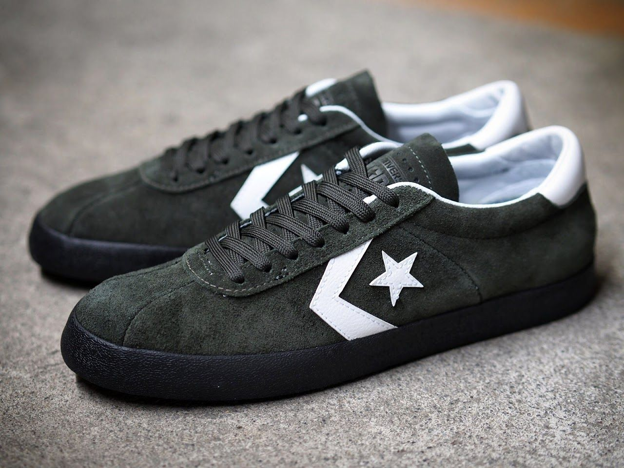 667f7f00ef4 2019 年の「Converse   Cons Breakpoint Pro Ox - Green Onyx White ...