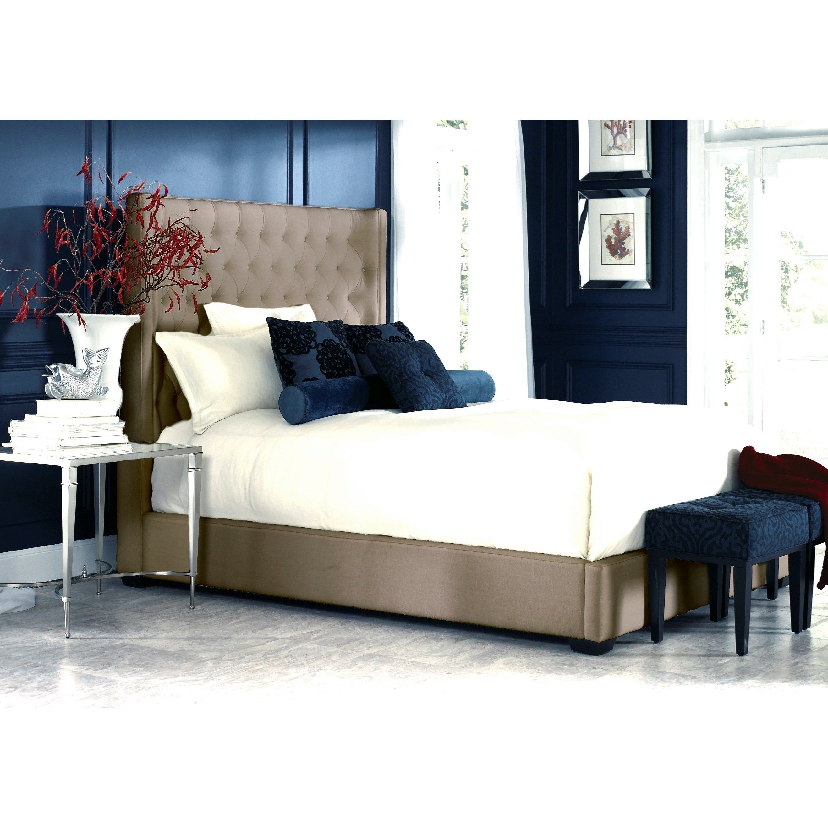 Carly King Storage Bed By Jonathan Louis Hawaii Home Furniture