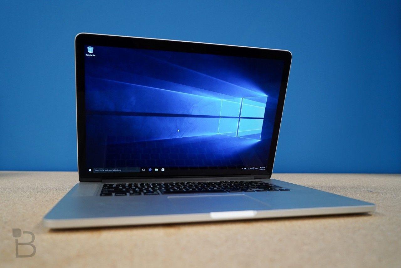 windows 10 bootcamp macbook pro mid 2010
