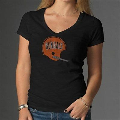 c4b00da6 47 Brand Cincinnati Bengals Women's