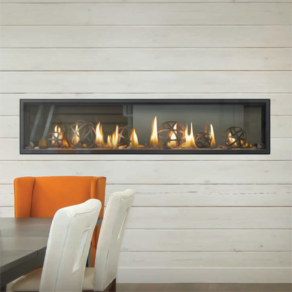 Lv50 Vector Linear Gas Series Fireplace Direct Vent By Napoleon
